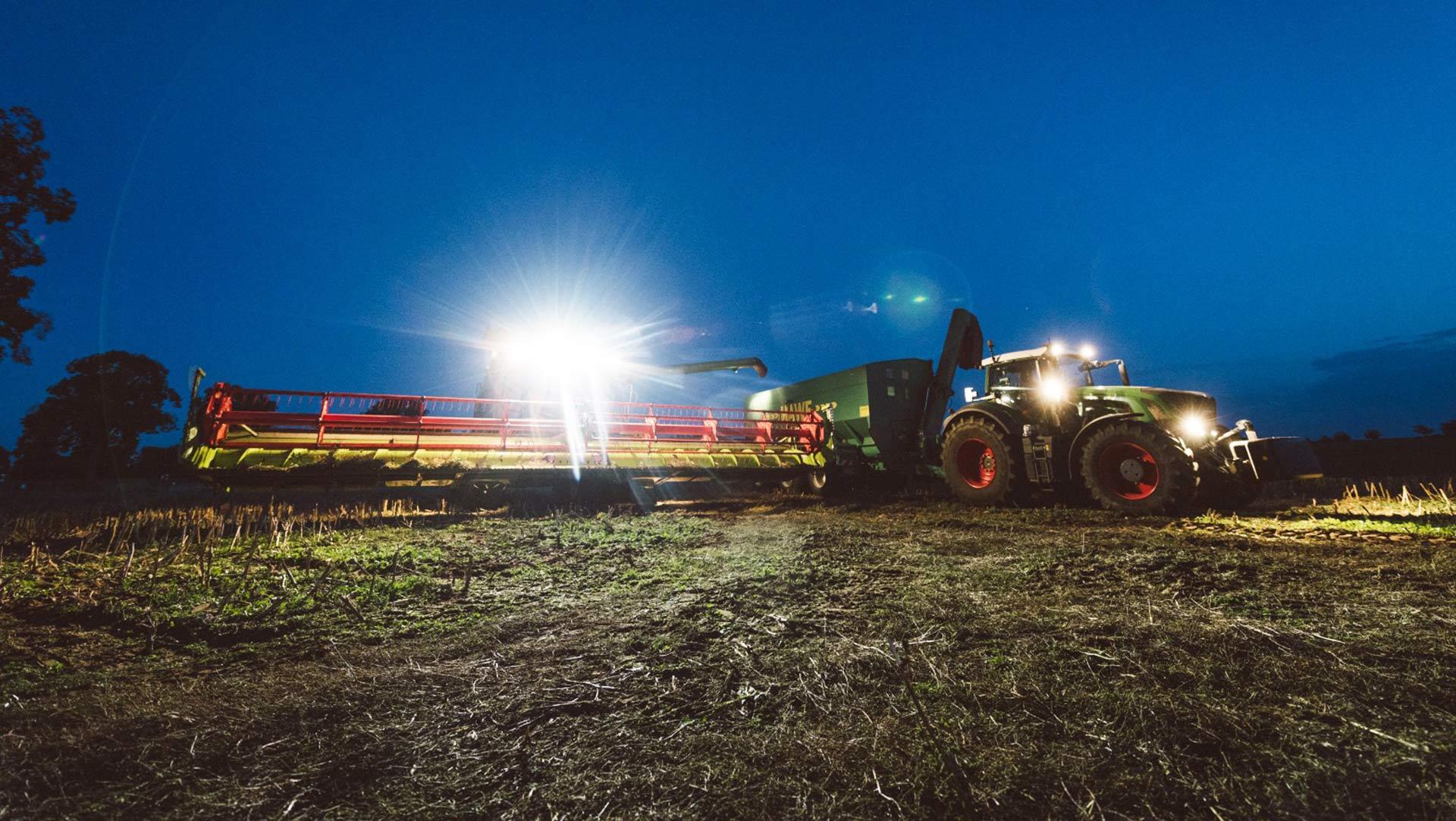 Agrargenossenschaft Bartelshagen I e.G. - Pflanzen Produktion